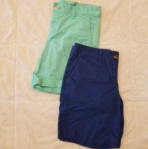 Colored Shorts Bundle